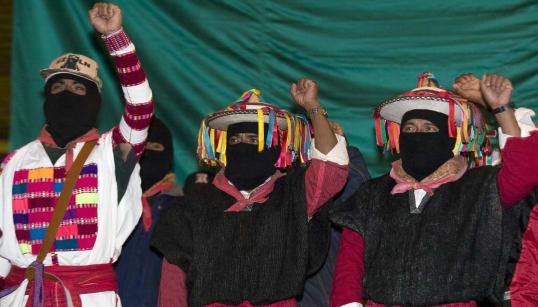 El EZLN no ha aceptado ningún primer diálogo con AMLO