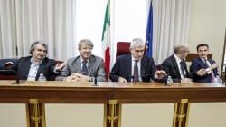 Il Pd presenta due relazioni sulla commissione banche, LeU si tira fuori. Casini dovrà trovare la quadra tra 9