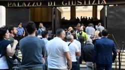 Parte l'incidente probatorio per il crollo del ponte Morandi, i familiari delle vittime davanti al tribunale chiedono