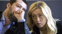 Salvini boccia l'offensiva
