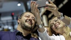 Salvini si prende la platea di Atreju, ma con la Meloni non c'è intesa su primarie e legge