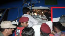Le ministre de l'Intérieur pakistanais blessé par