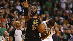 LeBron James Leads Cleveland Into The NBA Finals With Game 7 Win Over