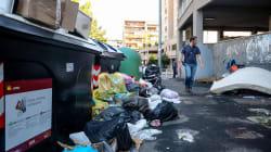 Ad Aprilia la spazzatura che veniva smaltita nel Tmb Salario, ma l'emergenza a Roma non è