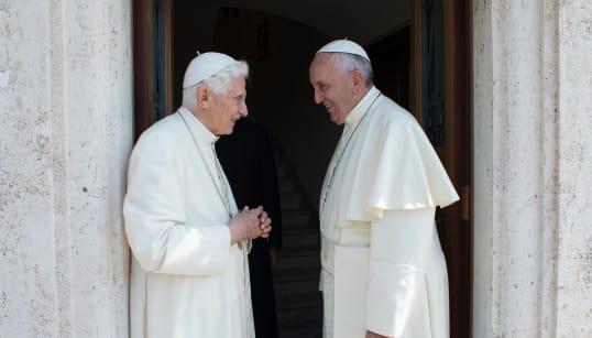 CHI ERANO I NAZISTI NEL 2013? - Le drammatiche lettere di Benedetto XVI: