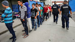 Migrantes piden a México reanudar trámites para visas