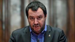 Salvini furioso:
