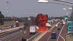 3.300 bombe a orologeria: i mezzi con merci pericolose che ogni anno attraversano le strade