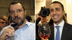 Salvini-Di Maio, il vino non fa