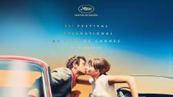 Cannes omaggia Godard: nel poster del Festival 2018 l'iconico bacio tra Jean-Paul Belmondo e Anna