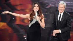 Ancora boom per Sanremo. Virgiania Raffaele incolla alla tv 10 milioni e 825mila