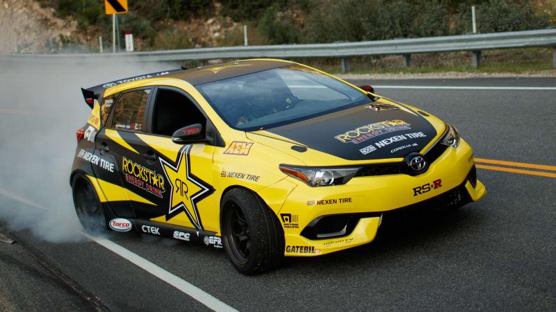 539775d5b This 1000-horsepower Corolla iM drift car is the ultimate hot hatch -  Autoblog
