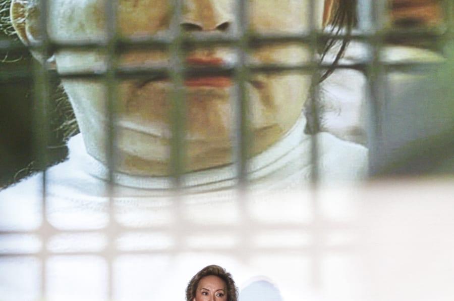 La maestra Elba Esther Gordillo, ex lideresa del SNTE, ofreció un mensaje a medios 13 días después de ser excarcelada por los delitos de defraudación fiscal, crimen organizado y lavado de dinero.