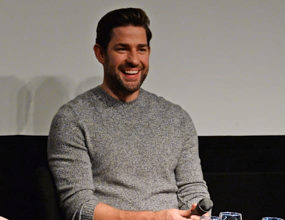 John Krasinski played the monster in 'A Quiet Place'