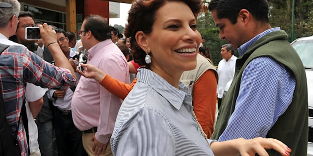 Karime Macias es acusada de desviar más de 112 mdp del DIF estatal.
