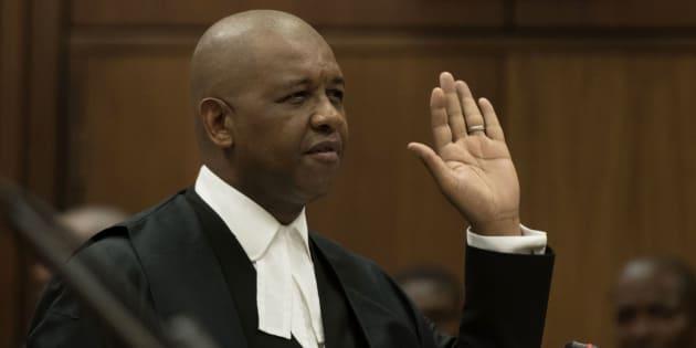 Advocate Dali Mpofu.