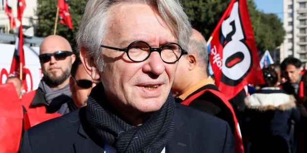 La question qui fâche du HuffPost à Jean-Claude Mailly sur Franceinfo
