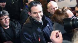 En devançant Valls et en éliminant Montebourg, Hamon devient le favori de la