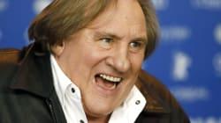 Depardieu va chanter Barbara sur scène et on a les