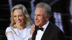 Après l'erreur d'enveloppe aux Oscars, Warren Beatty réclame