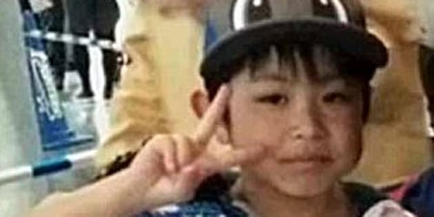 Seven year old Yamato Tanooka found alive and well.