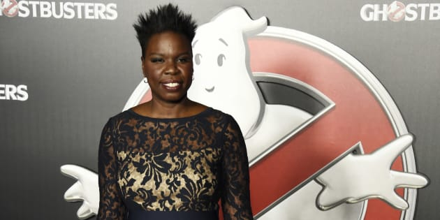 Leslie Jones is back on Twitter and hilarious as ever.