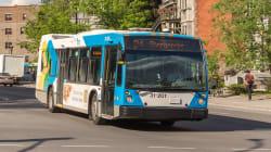 STM: le service d'autobus amputé à cause de la