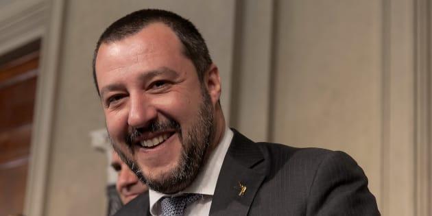 Stadio Roma, Salvini: 'come Lega siamo sereni, quest'inchiesta si basa sul nulla'