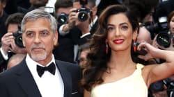 On connait le sexe des futurs jumeaux d'Amal et George
