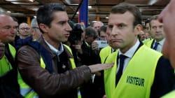 Ruffin boycotte Macron pour l'antépénultième étape du grand