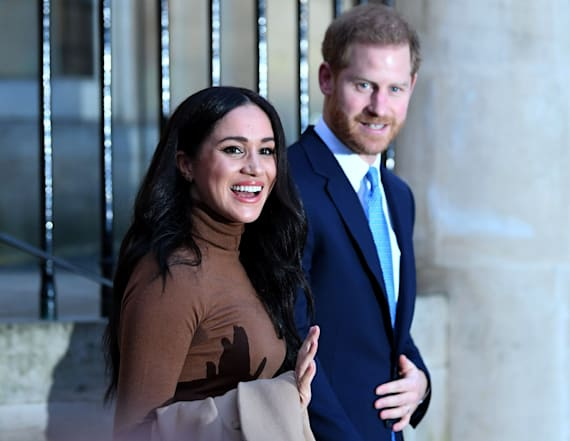 Meghan Markle's father weighs in on royal exit