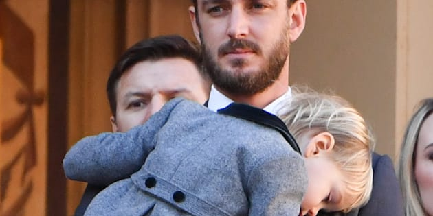 Chi è il royal baby più bello? il figlio di Pierre Casiraghi