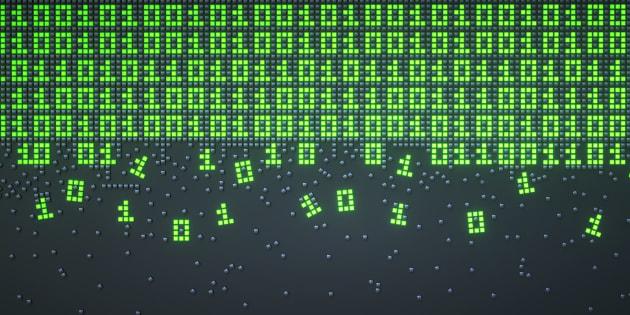 Concept abstrait de données.
