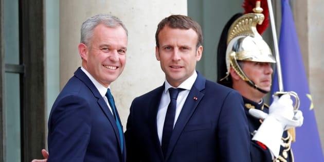 François de Rugy propose une dose de proportionnelle à 100 députés.