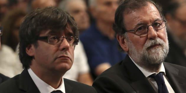 Entre Rajoy et Puigdemont, que manque-t-il pour que le dialogue reprenne en Espagne?