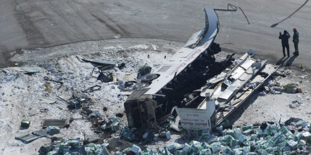 Transport truck driver charged in Humboldt crash