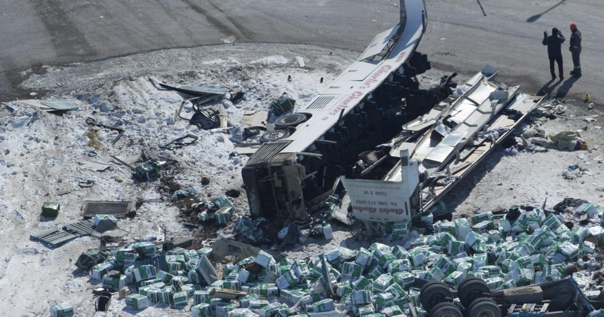 News Saskatchewan Car Accident