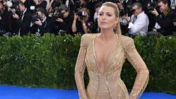 La robe de Blake Lively s'annonce spectaculaire pour ce Met