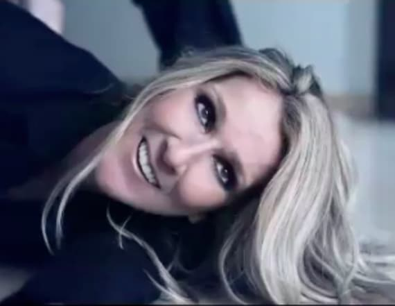 Celine Dion stars in bizarre new commercial