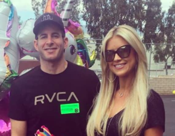 'Flip or Flop' stars reunite for sweet reason