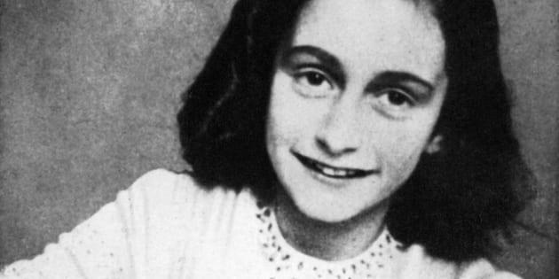 Anne Frank en 1942
