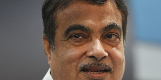 A file photo of Nitin Gadkari, Union Minister For Roads and Highways.