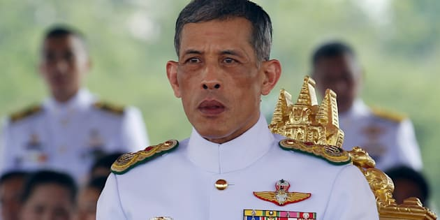 anniversaire chien roi de thailande