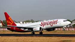 National Anthem Played On A SpiceJet Flight When Passengers Were Strapped To Their