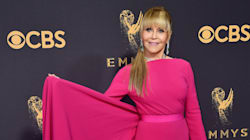 Jane Fonda's Emmy Look Is A Master Class In