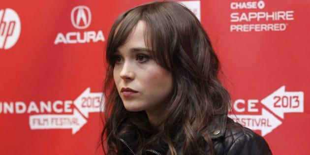 Ellen Page se confie à son tour sur le harcèlement sexuel qu'elle a subi.