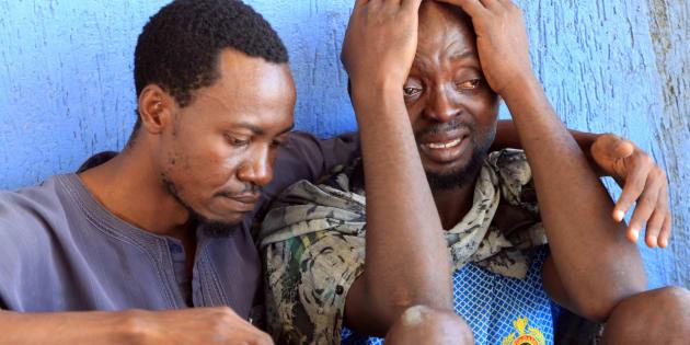 """I sopravvissuti del naufragio a largo di Tripoli: """"Megl"""