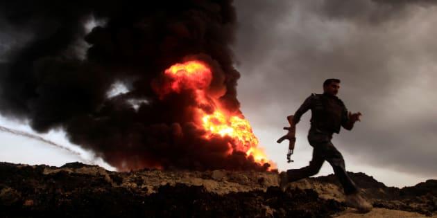 Les pièges laissés par Daech à Mossoul pour freiner l'avancée de ses adversaires