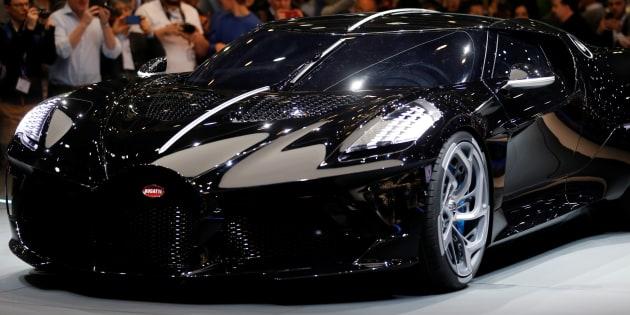 'La Voiture Noire': el auto más caro del mundo