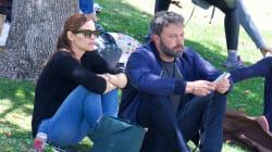 Jennifer Garner trascina l'ex marito Affleck in rehab: